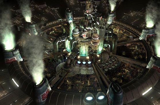 FF7のミッドガルを超えるRPGの街、いまだにない