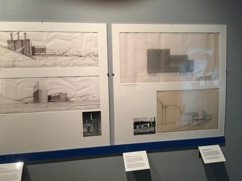 建築博物館 図面