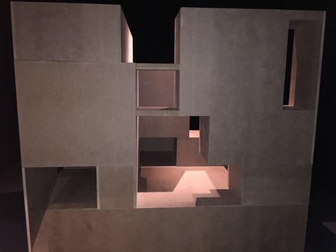 建築博物館 原寸モデル