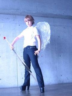 天使禁猟区・無道刹那