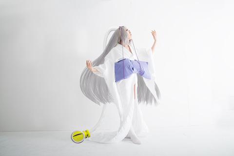 エンジェリックレイヤー・白姫