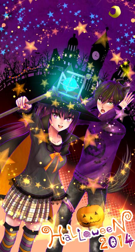 ハロウィン2014_600