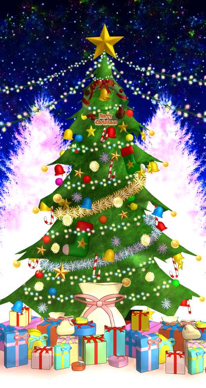 クリスマスツリーだけ550