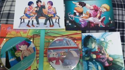 「恋物語」のBD第一巻が届いた その2