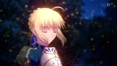 (アニメ) Fate/stay night UBW 第24話 果たしてセイバーさんは・・・