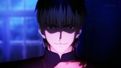 Fate/Zero 第17話 第八の契約