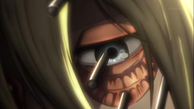 進撃の巨人 第20話 女型の瞳