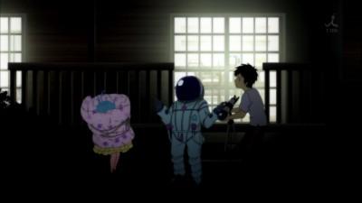 第10話  「軒下少女」