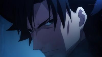 Fate/Zero 第16話 睨む切嗣