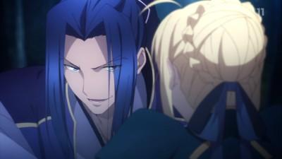 (アニメ) Fate/stay night UBW 第23話 顕現