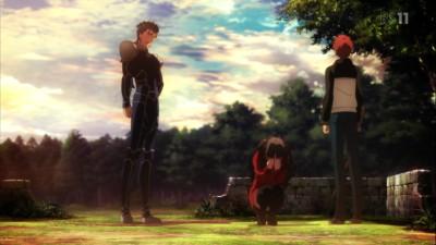 (アニメ) Fate/stay night UBW 第16話 ランサー参戦