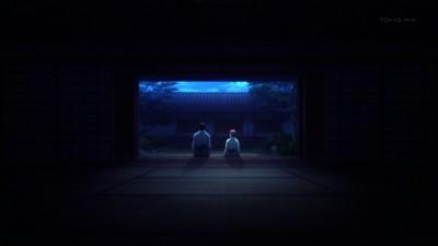 アニメ Fate/Zero 最終話 切嗣と士郎