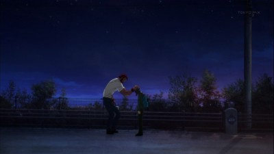 Fate/Zero 最終回 ライダーとウェイバー