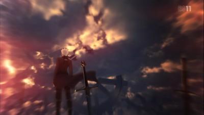 (アニメ) Fate/stay night UBW 第18話 I am the bone of my sword