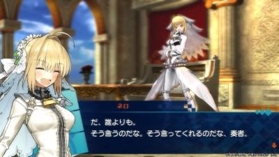Fate_EXTELLA ネロさん3