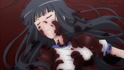 第11話 「刺突抗剣 (スタブソード」