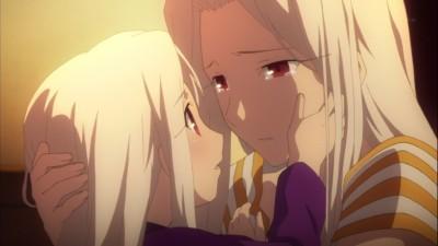Fate/Zero アイリとイリヤ