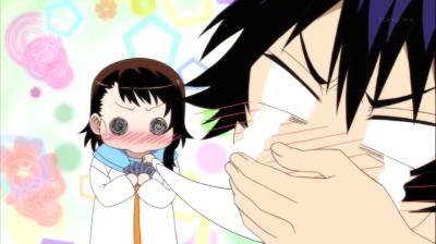 (アニメ) ニセコイ 第9話 JOKERを引いたのは・・・