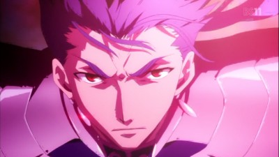 (アニメ) Fate/stay night UBW  第17話 暗剣、牙を剥く
