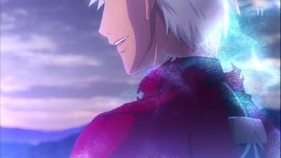 (アニメ) Fate/stay night UBW 第24話 無限の剣製
