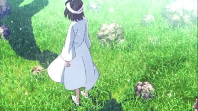 (アニメ) ウィッチクラフトワークス 第9話 カガリさんの記憶