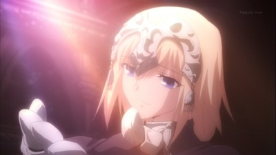 Fate/Zero これがジャンヌダルク?