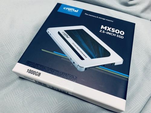 今年最後の買い物 SSD半端ない。まじ半端ない。