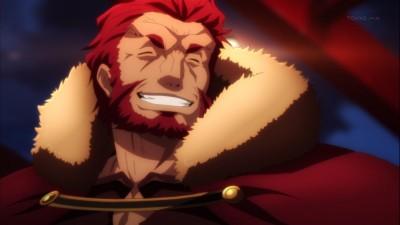 Fate/Zero 夢を示すのが王の務め