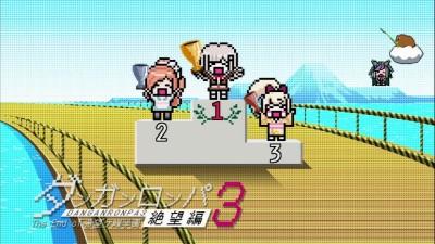 (アニメ) ダンガンロンパ3 (絶望編)  第2話 七海さん! 3