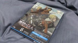 今週の買い物 ドラッグオンドラグーン3、進撃の巨人BD第6巻