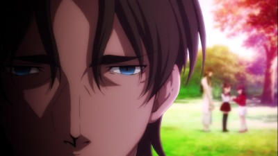 Fate/Zero (2ndシーズン)  第14話 遠坂と間桐