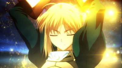Fate/Zero 第15話 黄金の輝き エクスカリバー