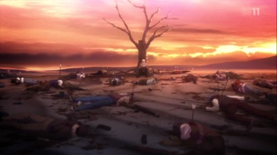 (アニメ) Fate/stay night UBW 第19話 理想の末路