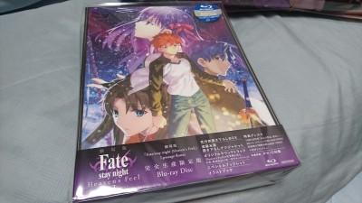 劇場版「Fate/stay night」Heaven's Feel」