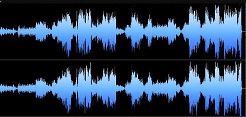波形-音質補整