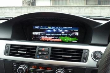 BMW E91 地デジ