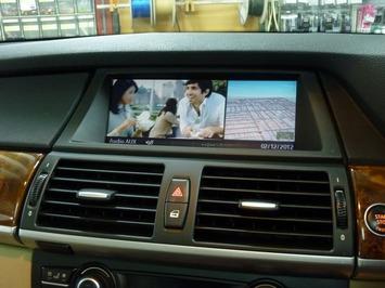 BMW X5(E70) 地デジ