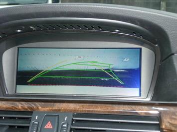 BMW E60 バックカメラ画像1