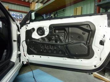 BMW F13 純正スピーカー