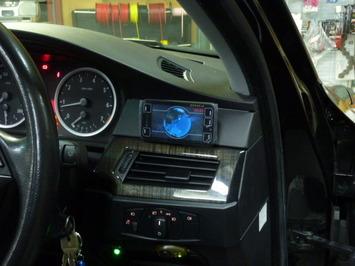 BMW E60 レーダー探知機