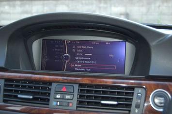 E90 iDrive