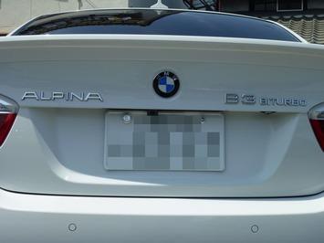 E90アルピナ バックカメラ