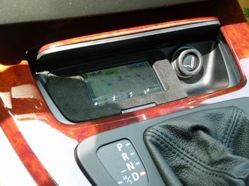 E90アルピナ レーダー