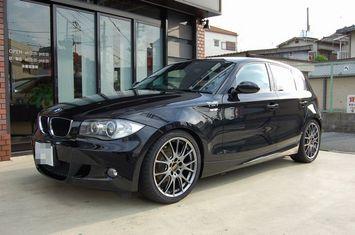 BMW 1シリーズ E87