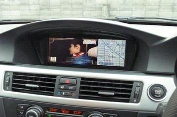 BMW E91 地デジ 2画面