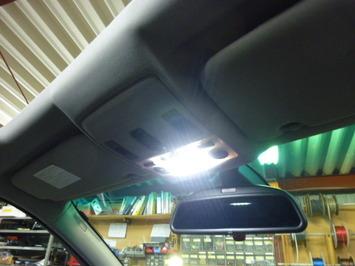 BMW E60 ルームランプLED