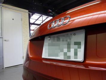 Audi TT バックカメラ