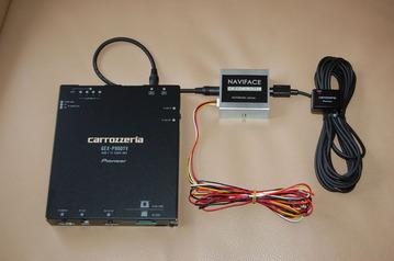 CHコントローラー接続
