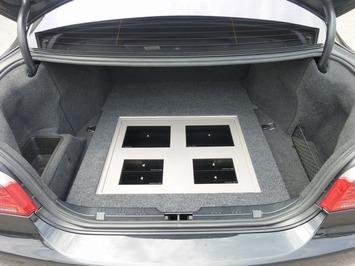 BMW M5 トランク2