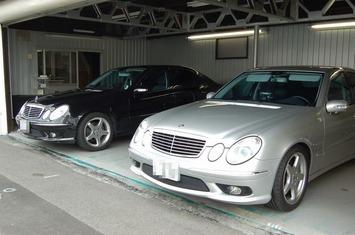 W211 2台